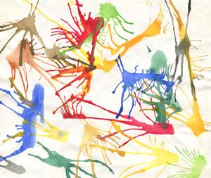 Kinder erlebnis kochen malen mit wassermalfarben - Maltechniken kindergarten ...